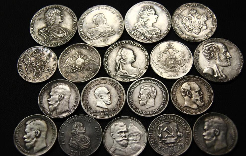 скупка  серебряных монет