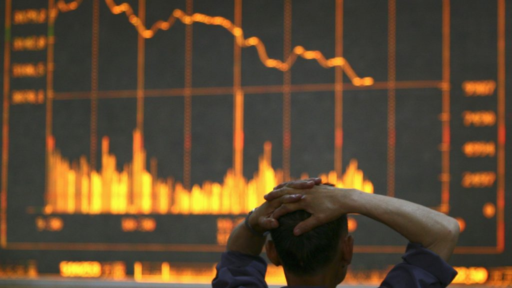 падение биткоина. почему падает биткоин.