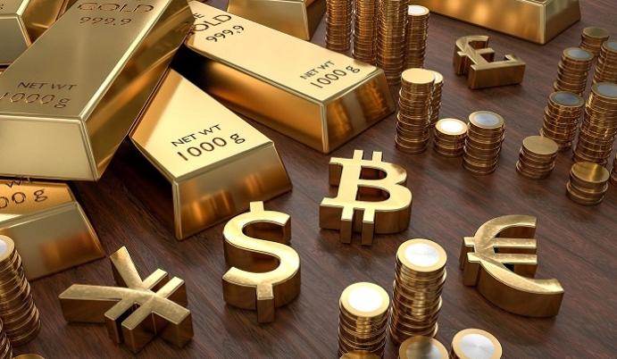 Золото растет в цене.