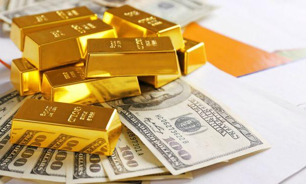 Золото альтернатива вкладам.