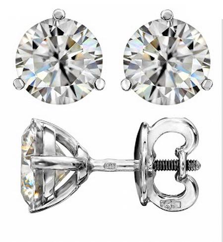Изделия с бриллиантами.